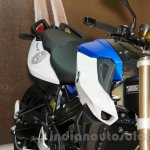 2015 BMW F 800 R tank at EICMA 2014