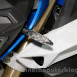 2015 BMW F 800 R turn indicators at EICMA 2014