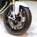 2015 BMW F 800 R wheel at EICMA 2014