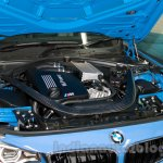 2015 BMW M3 engine for India