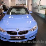 2015 BMW M3 front for India