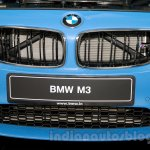 2015 BMW M3 grille for India