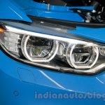 2015 BMW M3 headlamp for India
