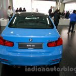 2015 BMW M3 rear for India