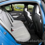 2015 BMW M3 rear seat for India