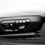 2015 BMW M3 seat height adjustment for India