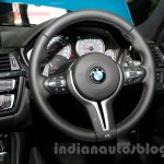 2015 BMW M3 steering for India