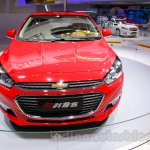 2015 Chevrolet Cruze front at Guangzhou Auto Show 2014