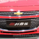 2015 Chevrolet Cruze grille at Guangzhou Auto Show 2014