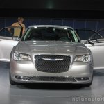 2015 Chrysler 300 front at the 2014 Los Angeles Auto Show