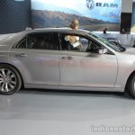 2015 Chrysler 300 side at the 2014 Los Angeles Auto Show
