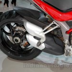 2015 Ducati Multistrada 1200 exhaust at EICMA 2014