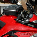 2015 Ducati Multistrada 1200 fuel tank at EICMA 2014