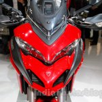 2015 Ducati Multistrada 1200 headlamp at EICMA 2014