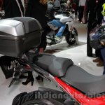 2015 Ducati Multistrada 1200 storage box and seat at EICMA 2014
