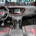 2015 Fiat Viaggio Blacktop interior at 2014 Guangzhou Auto Show