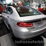 2015 Fiat Viaggio Blacktop rear quarter at 2014 Guangzhou Auto Show