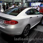 2015 Fiat Viaggio Blacktop rear quarters at 2014 Guangzhou Auto Show