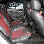 2015 Fiat Viaggio Blacktop rear seat at 2014 Guangzhou Auto Show