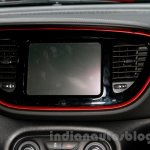 2015 Fiat Viaggio Blacktop screen at 2014 Guangzhou Auto Show