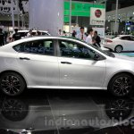 2015 Fiat Viaggio Blacktop side at 2014 Guangzhou Auto Show
