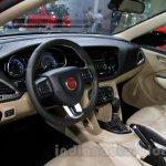 2015 Fiat Viaggio cabin at 2014 Guangzhou Auto Show