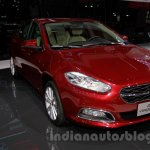 2015 Fiat Viaggio front quarters at 2014 Guangzhou Auto Show