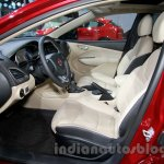 2015 Fiat Viaggio front seats at 2014 Guangzhou Auto Show