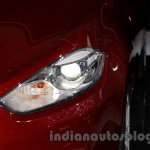 2015 Fiat Viaggio headlight at 2014 Guangzhou Auto Show