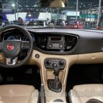 2015 Fiat Viaggio interior at 2014 Guangzhou Auto Show