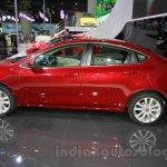 2015 Fiat Viaggio profile at 2014 Guangzhou Auto Show