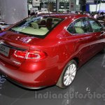 2015 Fiat Viaggio rear quarter at 2014 Guangzhou Auto Show