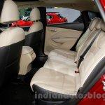 2015 Fiat Viaggio rear seat at 2014 Guangzhou Auto Show