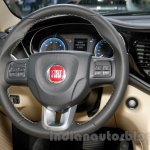 2015 Fiat Viaggio steering at 2014 Guangzhou Auto Show