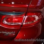 2015 Fiat Viaggio taillight at 2014 Guangzhou Auto Show