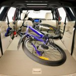 2015 Ford Endeavour boot capacity