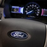 2015 Ford Endeavour cluster