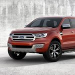 2015 Ford Endeavour revealed