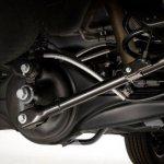 2015 Ford Endeavour suspension
