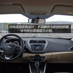 2015 Ford Escort China interior