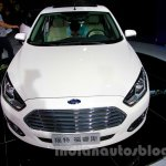 2015 Ford Escort front at Guangzhou Auto Show 2014