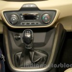 2015 Ford Escort gear at Guangzhou Auto Show 2014