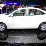 2015 Ford Escort side at Guangzhou Auto Show 2014
