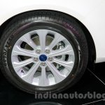 2015 Ford Escort wheel at Guangzhou Auto Show 2014