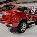 2015 Ford Everest rear quarter at 2014 Guangzhou Auto Show