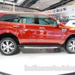 2015 Ford Everest side at 2014 Guangzhou Auto Show