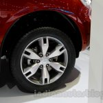 2015 Ford Everest wheel at 2014 Guangzhou Auto Show