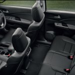 2015 Honda CR-V ASEAN cabin