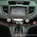 2015 Honda CR-V ASEAN centre console at the 2014 Thailand International Motor Expo
