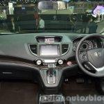 2015 Honda CR-V ASEAN dashboard at the 2014 Thailand International Motor Expo